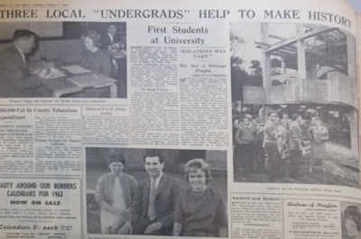 B H Herald Article October 7 1961